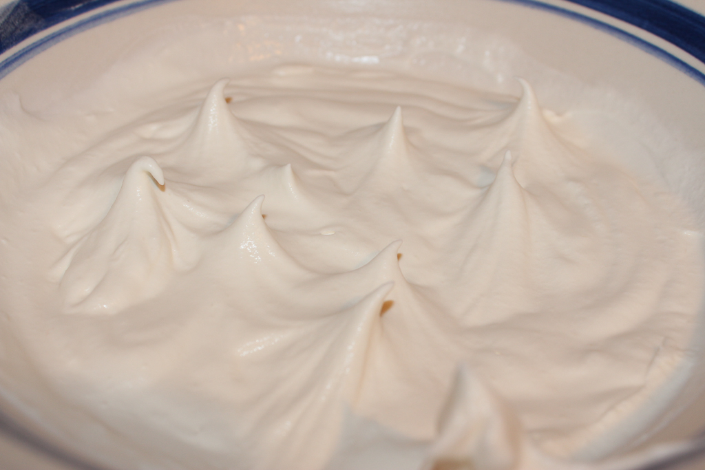 homemade vanilla whipped cream-2
