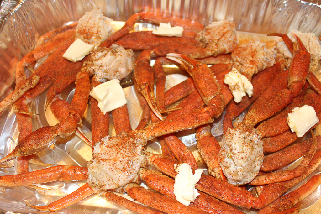 how to cook garlic crab