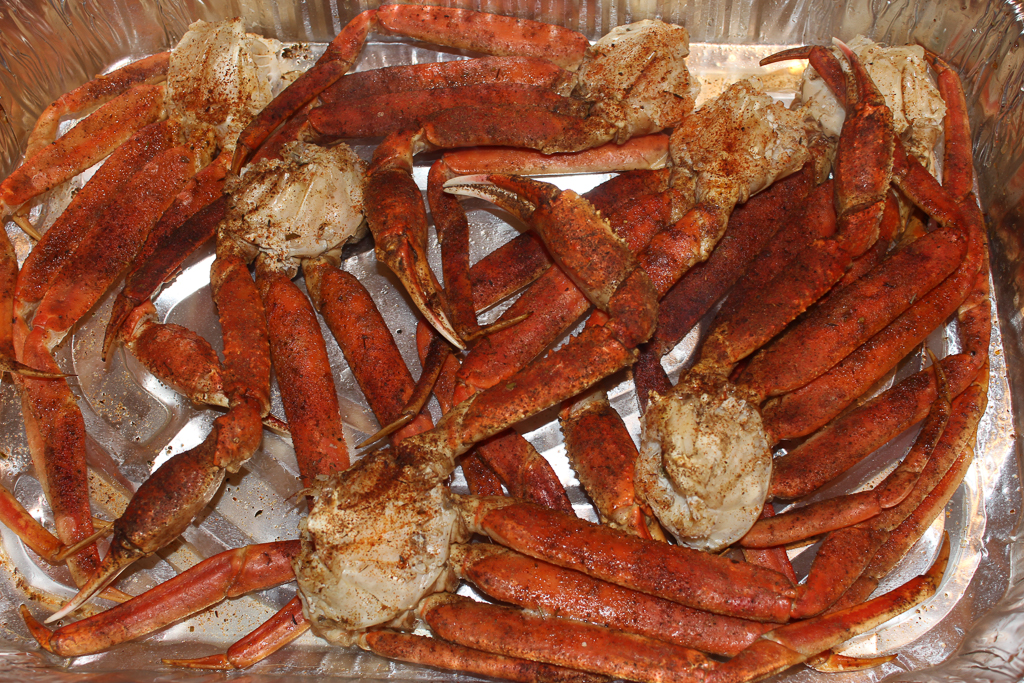 baked crab legs-3
