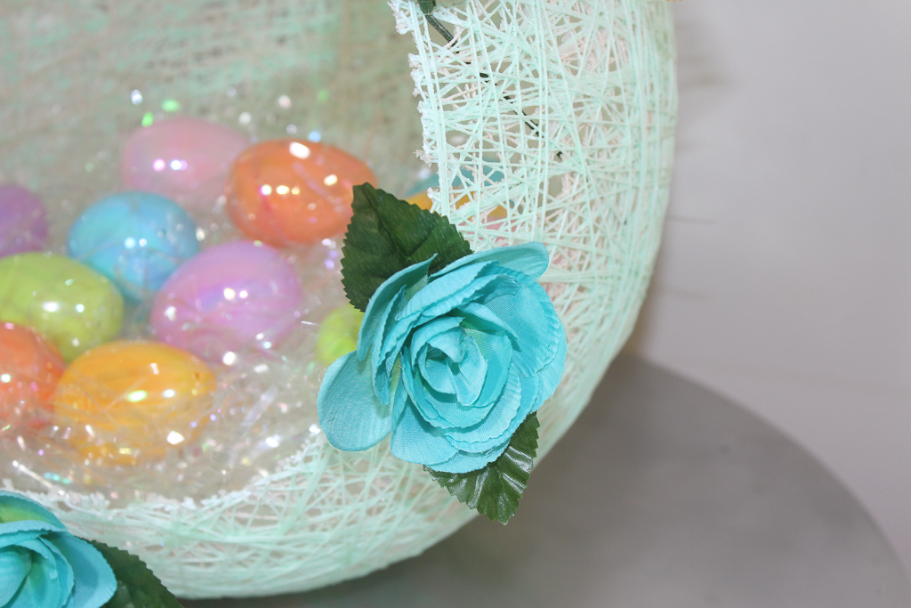 diy sugar spun easter basket-2