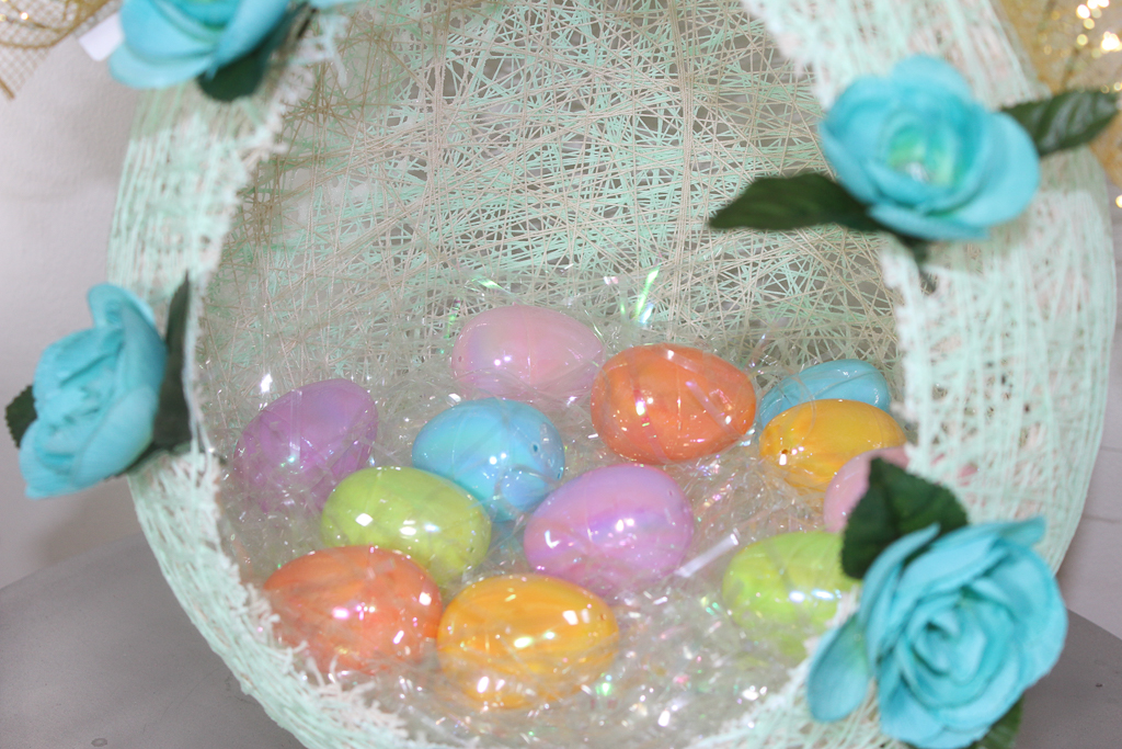 diy sugar spun easter basket-4