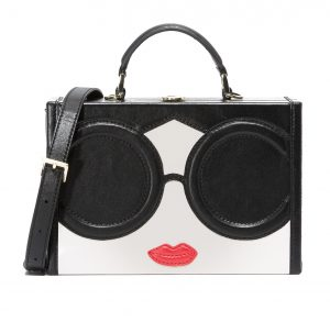 alice + olivia Stace Face Trunk Bag
