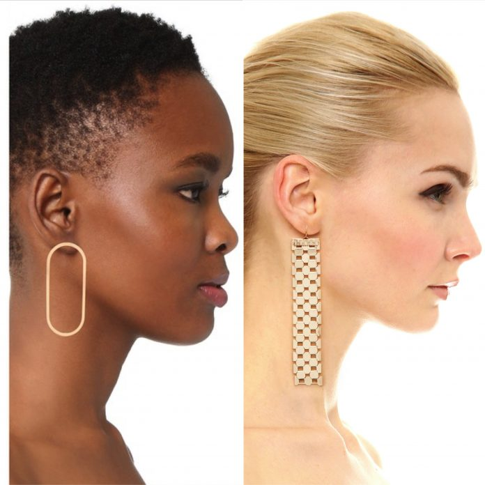 39 statement earrings